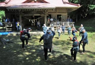 上三坂やっちき踊り保存会