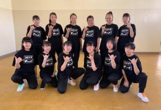 高岡第一高等学校ダンス部 CAD