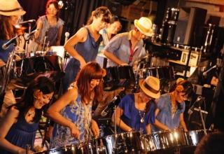 Steelpan Band -Pele-(ペレ)